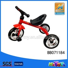 2015 children's bike tricycle, three wheel bike for kids