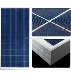 Best PV Supplier 75w semi flexible solar panel module