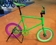 wholesale high quality 20inch mini fixed bike