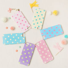 Color Dot_Happymori Design Phone Cover Hard Case for Apple iPhone 5 (Made in Korea)