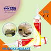 Weather resistant sealant UV resistant inside use silicone sealant