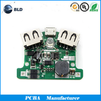 international pcb pcba buyer.china pcb supplier.lg pcb with smt components.