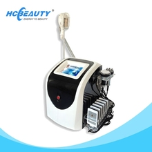 Cryolipolysis fat ultrasonic rf liposuction machine