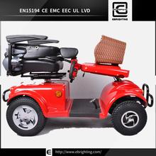 red wheelchair BRI-S02 good qianjiang scooter
