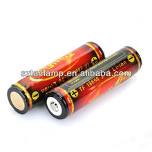 (2PCS)Rechargeable battery 18650 3000mAh 3.7v Protected lithium Battery