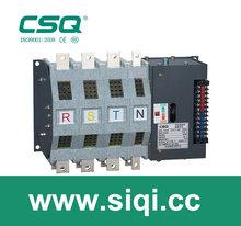 GLOQ1B-T industriales en del interruptor de 3 fases Interruptor de transferencia