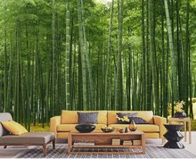 BUY 6 AND 1 IS FREE, Bamboo design of wallpapers, Bamboo scenery of wallpapers, Living Room of wall murals