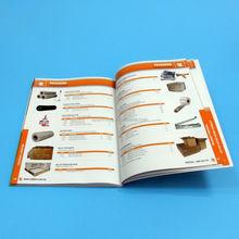 Saddle stitching offset printing parts catalog