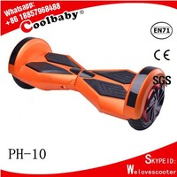 secure online trading NEW 2 wheels36V 4.4AH 350W Mini 2 seat self balancing scooter mini chopper bike