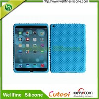 New design for ipad silicone case cover