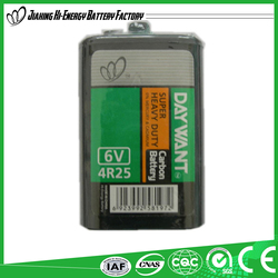 Alibaba Suppliers Hot Selling High Quality Power King Battery 6V