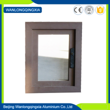High quality and hot sale Powder Coated Aluminum casement door and window