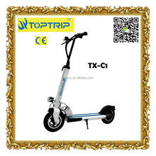 36V350W two wheel foldable electric scooter