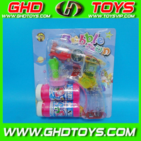 FUNNY TOYS B/O Bubble gun with light and music is good for children summer toys outdoor toys