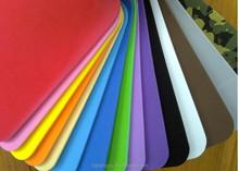 Eco-friendly, colorful, high quality EVA foam sheet