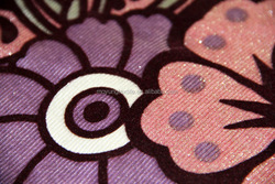 Plastic sofa fabric samples made in China