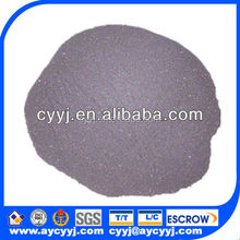 china si55ca30 of calcium silicon alloy powder for steelmaking