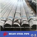 Venta de liquidación!!! Los precios de tubo galvanizado, de acero, tubería de acero