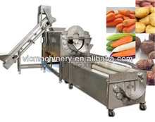 Hot sale high quality carrot washing machine/Potato peeling machine/Vegetable polishing machine