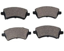 For TOYOTA COROLLA front brake pads 04465-02061 of guangzhou brake pads