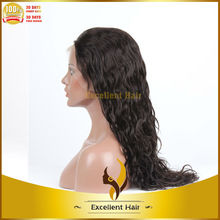 Latest coming brazilian hair cuticle intact cheap long curly hair wig