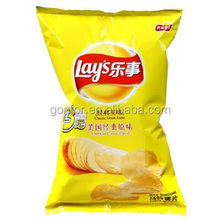 Food grade packaging bags for potato chips,accept customized