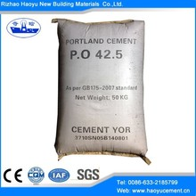 China Cheapest Portland Cement 42.5 Price