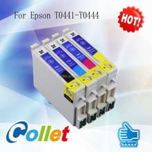 The outstanding supplier compatible inkjet cartridge for Epson T0441 T0442 T0443 T0444