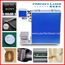 steel ring electronics chips instrument fast speed laser marking machine for jewellery for metals
