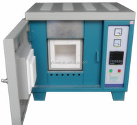 (1600.C, 300 x 300 x 300 mm)High Temperature Lab Equipment Heating Electric Laboratory Furnace for Sintering with MoSi2 heaters