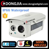 DONGJIA DA-IP8835TR-POE waterproof network 2mp poe outdoor onvif web camera ip 1080