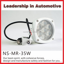 2015 NEW LED 35W super bright Motorcycle led off road lighting LED driving light for truck Nssc LED driving work light 35W