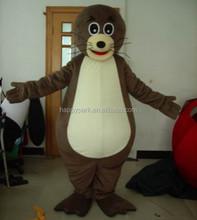 cheap sea lion costume mascot for sale