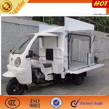 motorized Advertising cargo tricycle/trike for Ice Cream, Pizza, Bread, drinks,foods promotion sales