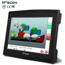 Wecon 10.2 inch economic version hmi/hmi touch screen with its own hmi software LeviStudio