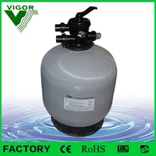 Top Mounted Bobbin Wound Sand Filters