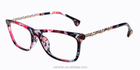 2014 latest optical eyeglass frames for women round eyewear