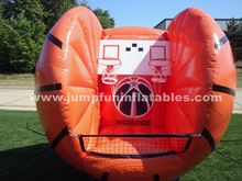 Inflatable Hoop Basketball cheap PVC Basketball Shoot