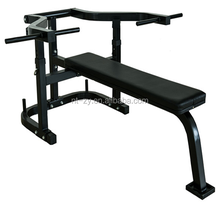Factory Hot Sale Professional Shoulder Press Bench Weight Bench Gym Equipment