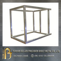 sheet metal fabrication custom price for structural steel fabrication made in China