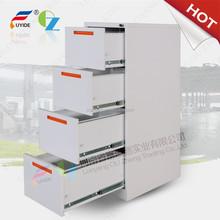Legal Size 4 Drawer Vertical File Cabinet Steel Office furniture
