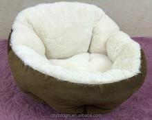 plush animal kennel/plush cat dog house