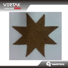 Good services good quality star coco winter tree protection mat