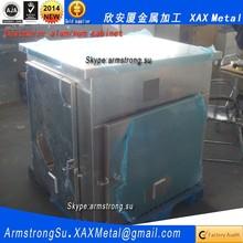 XAX823Alu OEM ODM customized kyn28 24 electrical aluminum panel cabinet