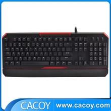 New Gamer Keyboard with Macro Design Multimedia Computer Keyboard