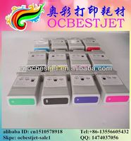 compatible ink cartridge for canon ipf 6300 6350 printer ink cartridge 130ml 12 color pfi 101# 103#
