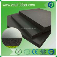 open cell/closed cell heat insultaion NBR foam rubber board