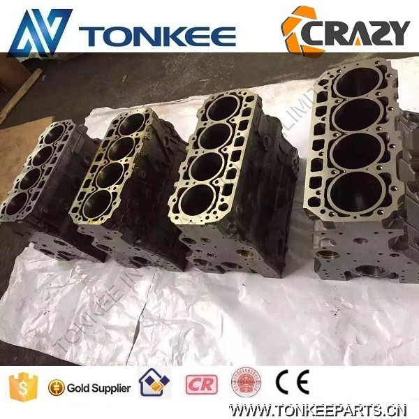 excavator engine cylinder block MADE IN CHINA for YANMAR.jpg
