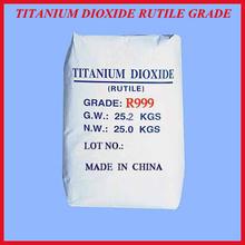 Titanium dioxide rutile r999 for paint industry