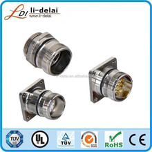 IP68 Waterproof M5 M8 M12 M16 M23 9pin Connectors High quality lower-priced